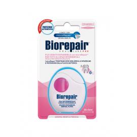 BioRepair - Woskowana nić dentystyczna, pęczniejąca 30 m