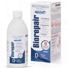BIOREPAIR Płukanka - 500ml - płyn do płukania naprawiający powierzchnię szkliwa oraz zwalczający nadwrażliwość zębów